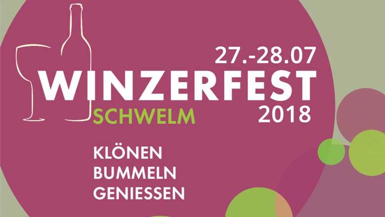 Winzerfest 2018 auf dem Bürgerplatz in Schwelm - EN-Aktuell