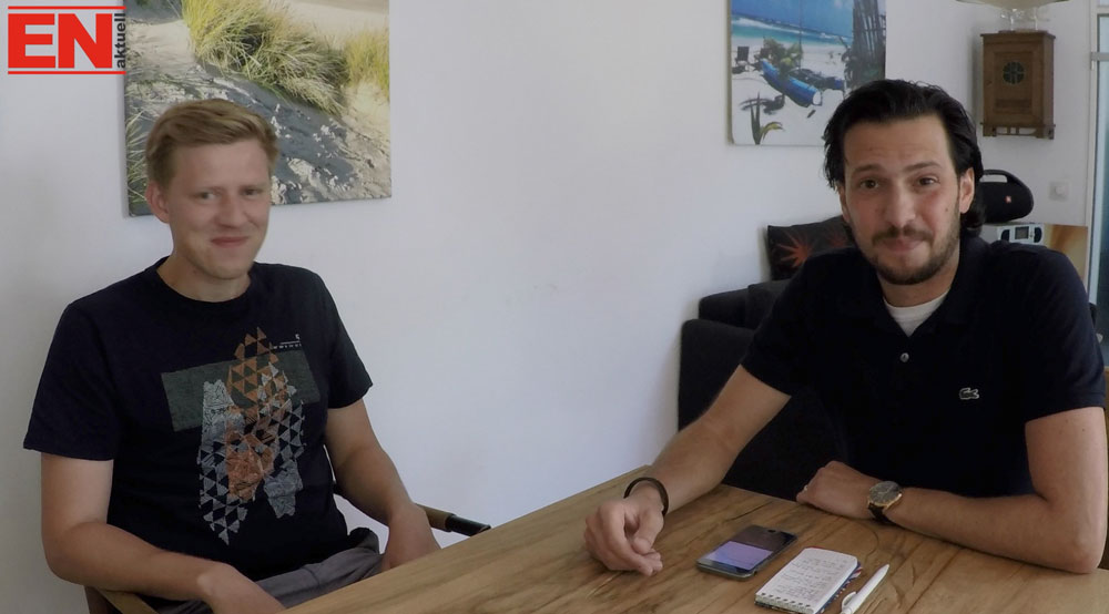 Daniel Hinzmann und Firat Demirhan | En Aktuell Interview